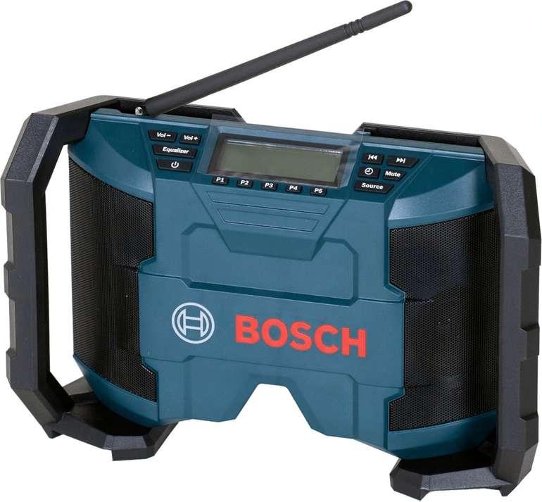 Bosch GPB 12V-10 Professional Radio (ohne Akku) für 48,90€ inkl. Versand (statt 67€)