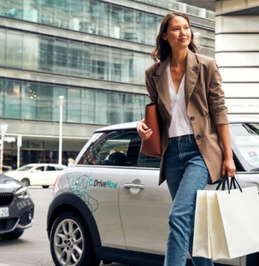 Carsharing: SHARE NOW Anmeldung für 9,98€ + 15€ Guthaben (statt 29€)
