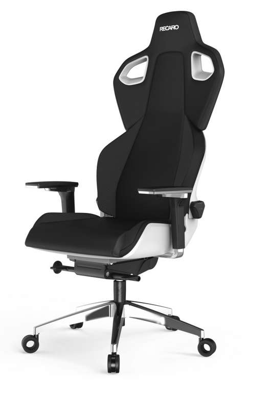 Recaro Exo Platinum Gaming-Stuhl in schwarz für 855,99€ inkl. Versand (statt 1098€)