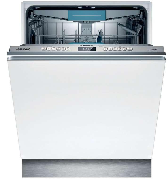 Constructa CG5VX00HCD Vollintegrierbarer Geschirrspüler (60 cm, D) für 479€ inkl. Versand (statt 549€)