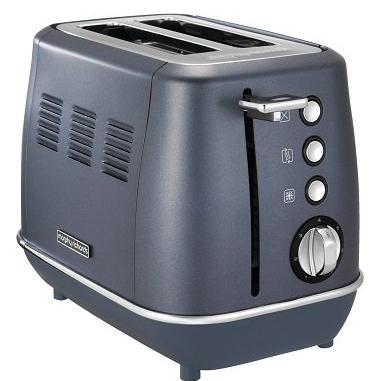 Morphy Richards 224402 Evoke Toaster (1800 Watt) für 41€ (statt 50€)