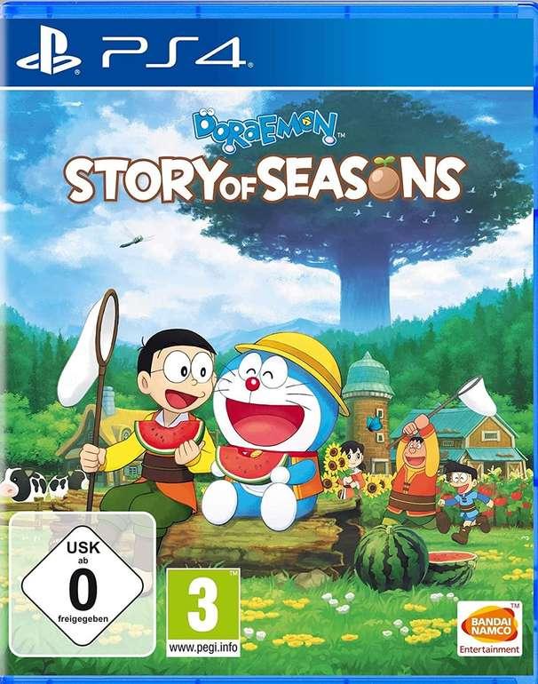 Doraemon: Story of Seasons (PS4) für 9,99€ (statt 15€) - Abholung!
