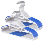 20 Sable Kleiderbügel/ Anzugbügel ABS Plastik für 11,99€ inkl. Prime Versand