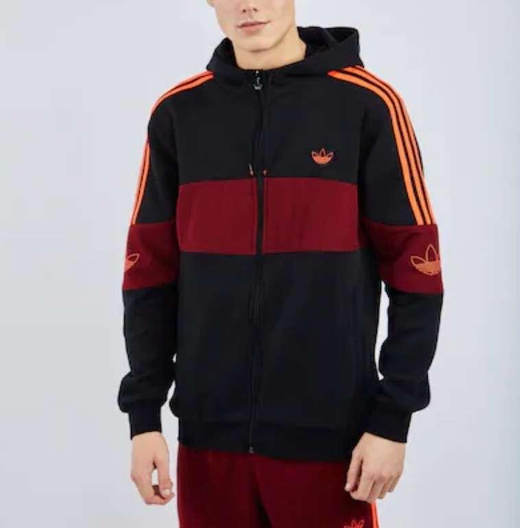 Adidas Spirit Full Zip Herren Hoodie für 26,99€ inkl. Versand (statt 40€)