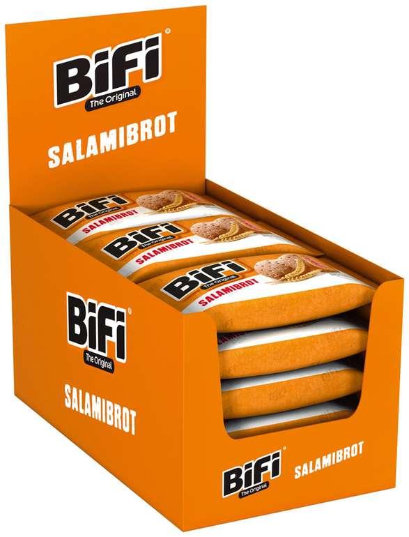 BiFi Original Salamibrot 16 x 55g für 17,81€ inkl. Versand (statt 26€)