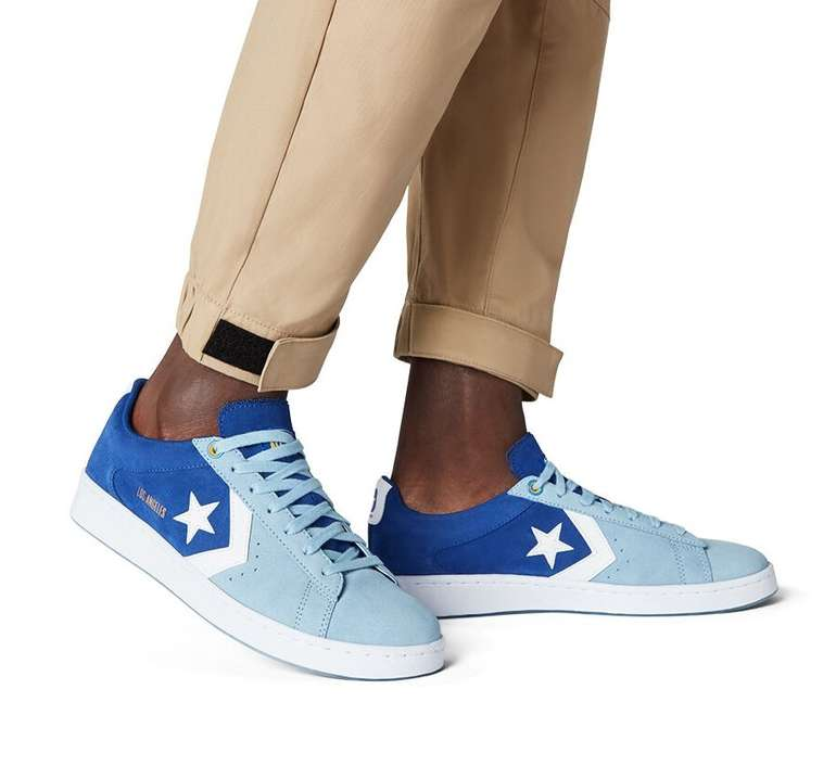 Converse Heart Of The City Pro Leather Low Top Unisex Sneaker für 55,24€ (statt 81€)