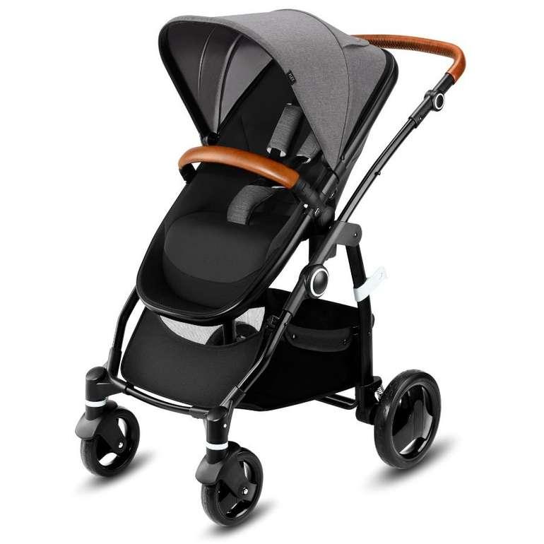 babymarkt: 10% bzw. 12% Rabatt (über die App) auf alles, z.B.: cbx Kinderwagen Leotie Lux Comfy Grey für 197,99€