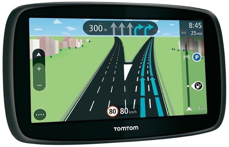 Navi: TomTom Start 60 Europa für 89,90€ inkl. Versand (refurbished)
