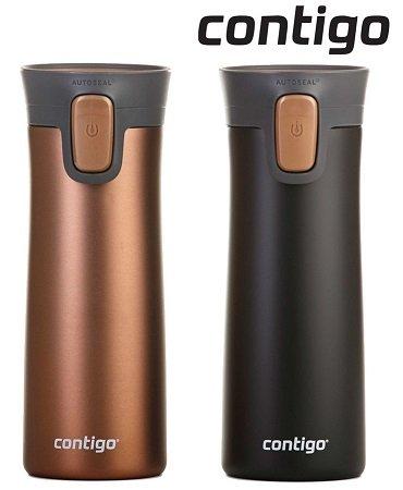 2er Pack Contigo Pinnacle Thermosflasche mit je 420ml für 33,90€ (statt 45€)