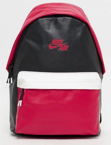 Jordan AJ1 Pack Rucksack Schwarz/Rot für 40€ (statt 50€)