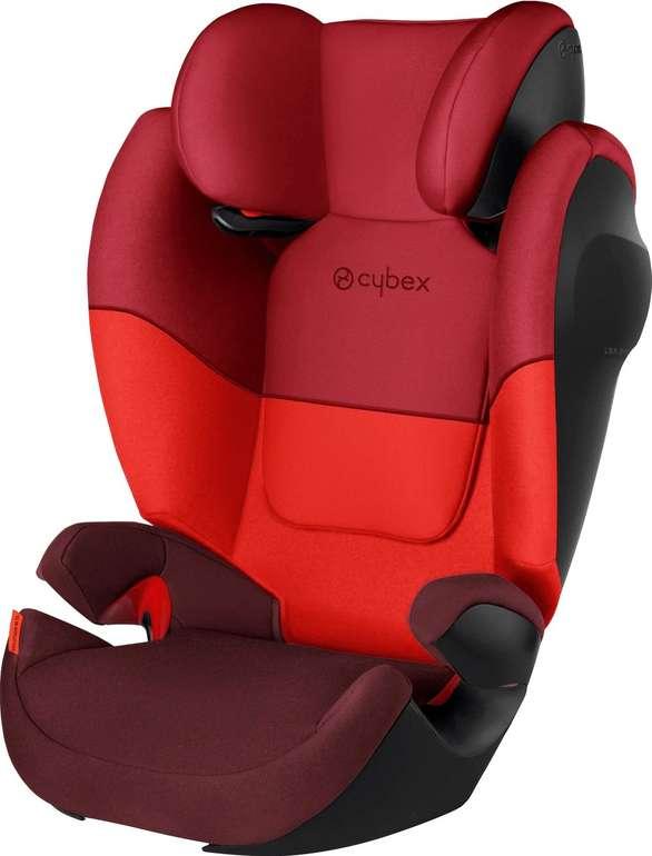 Cybex Silver Kindersitz Solution M SL in rumba red für 116,90€ inkl. Versand (statt 153€)