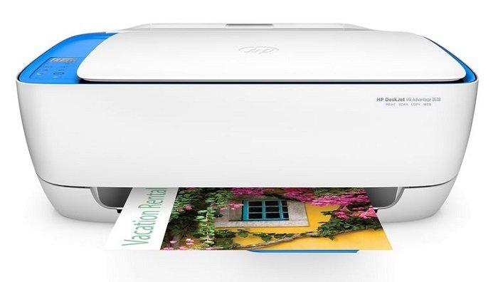 HP Deskjet 3638 (K4U02B) All-in-One-Drucker für 49,94€ inkl. VSK