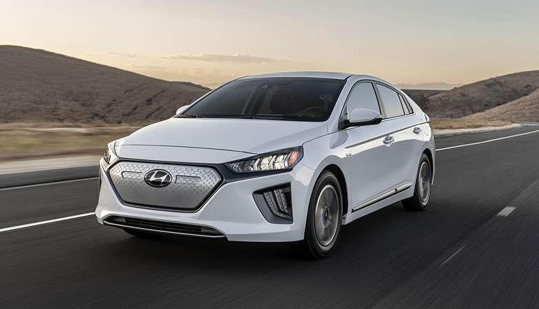 Gewerbe: Hyundai Ioniq Elektro 2020 für 137,07€ netto mtl. leasen (BAFA, LF: 0,37)