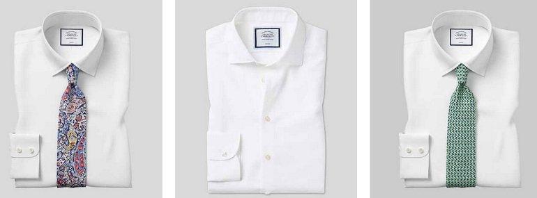 3er Pack Charles Tyrwhitt Herren Hemden