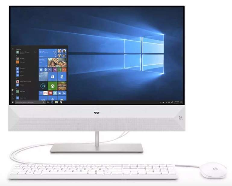 Media Markt GiGaGünstig-Sale - z.B. HP Pavilion 24-xa1002ng All-in-One-PC (512GB, 8GB RAM, Ryzen 3) für 613,15€