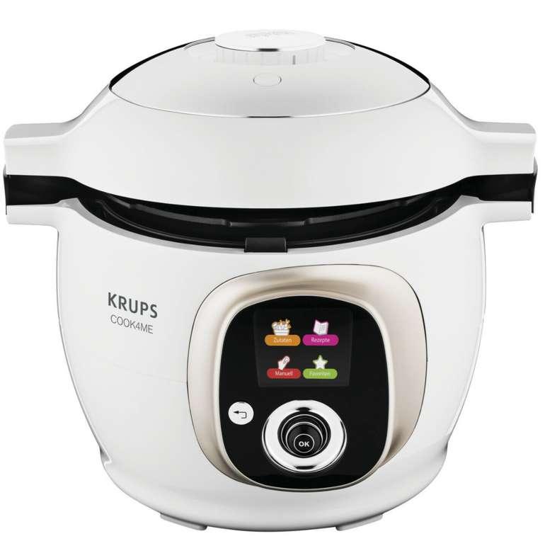 """Krups Cook4Me """"CZ700110"""" Multifunktions-Küchenmaschine mit 1200 Watt für 94,99€inkl. Versand (statt 110€)"""