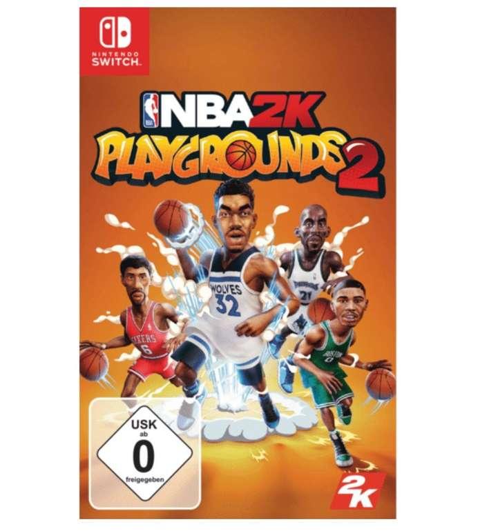 NBA 2K Playgrounds 2 [Nintendo Switch] für 11,98€ inkl. Versand (statt 15€)