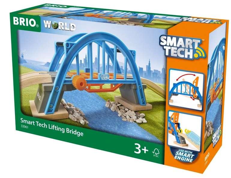 """Brio Smart Tech Hebebrücke """"33961"""" für 17,94€ inkl. Versand (statt 26€)"""