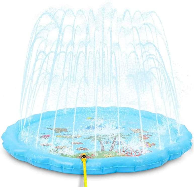NextX Wassersprinkler-Matte (175 cm) für 8,75€ inkl. Prime Versand (statt 15€)