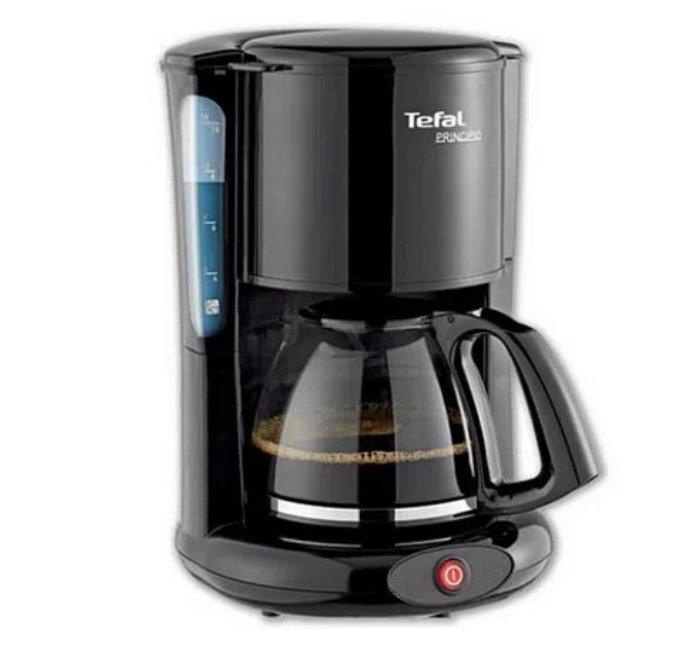 Tefal CM2608 Kaffeemaschine mit 1000 Watt und 1,25 Liter Glaskanne für 23,99€ inkl. Versand (statt 35€)