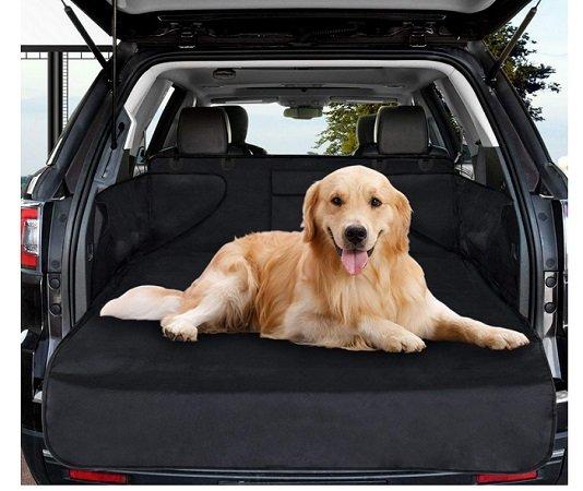 Soulcker - wasserfester Hunde-Kofferraumschutz für 12,59€ inkl. VSK