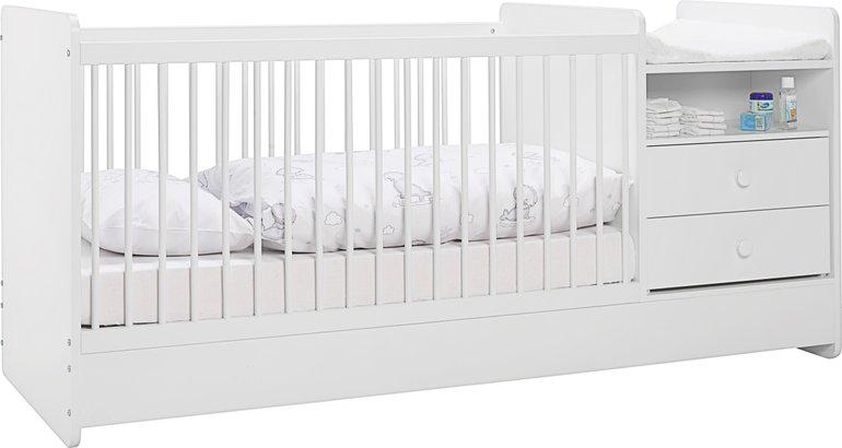 Mömax: Baby-, Kinder- und Juniorbett (70 x 140 cm) für 348,30€ inkl. Versand
