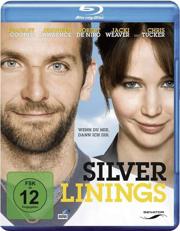 Silver Linings (Blu-ray) für 3,68€ inkl. VSK (statt 8€)