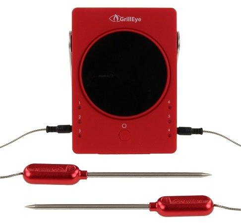 GrillEye Smart Bluetooth Thermometer für 59,90€ inkl. VSK (statt 68€)