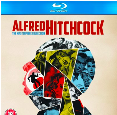 Alfred Hitchcock: The Masterpiece Collection (Blu-ray) für 22,03€