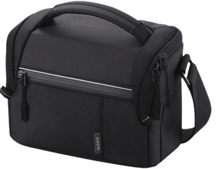 Sony LCS-SL10 Kameratasche in schwarz für 16,36€inkl. Versand (statt 25€)