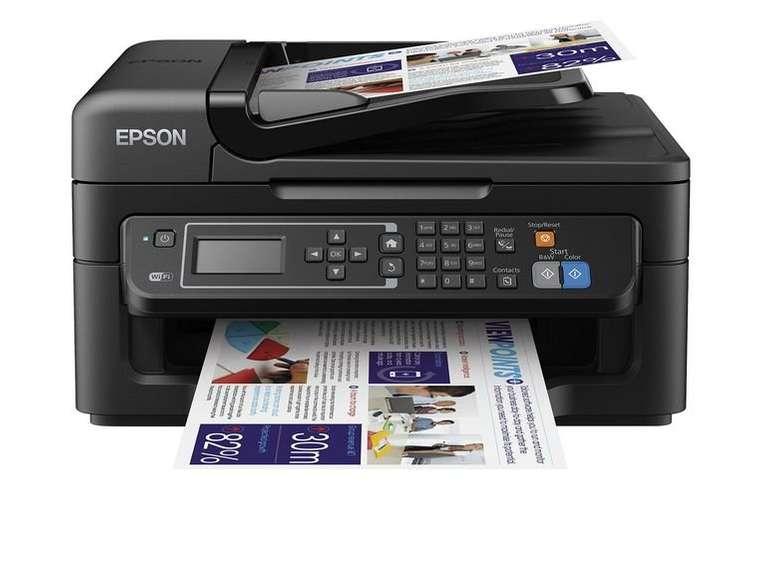 Epson Multifunktionsdrucker WorkForce WF-2630WF 4-in-1 für 59,99€