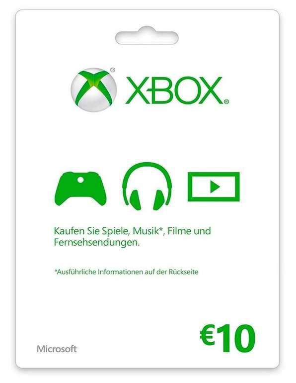 5€ Rabatt bei der eBay Catch App (Mindestbestellwert 10€) - z.B. 10€ Xbox Guthaben für 5,49€