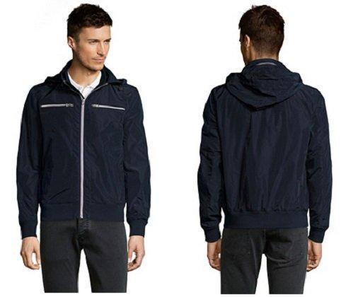 "Tommy Hilfiger Jacke ""New Carl"" in blau für 116,49€ inkl. VSK"