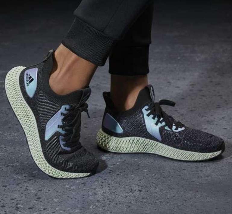 Adidas Alphaedge 4D Sneaker für 85€ inkl. Versand (statt 128€)