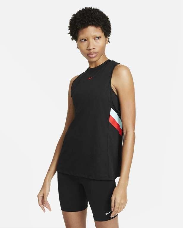Nike Dri-FIT Damen-Trainingstanktop Stripe für 27,99€ inkl. Versand (statt 35€) - Nike Membership!