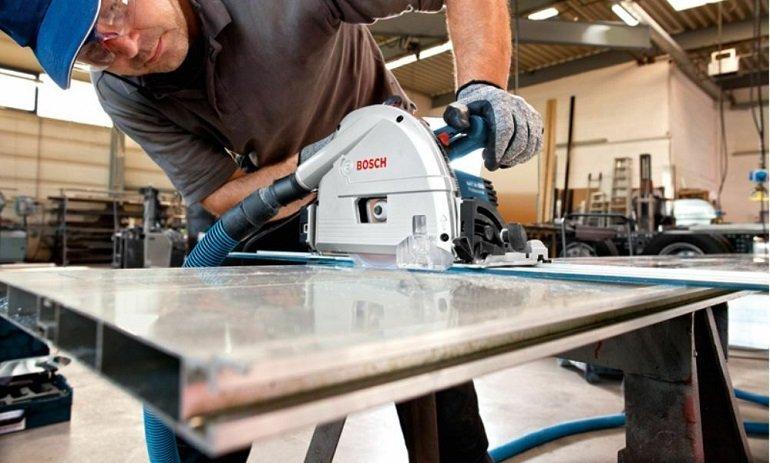 Bosch GKT 55 GCE Professional Tauchsäge 2