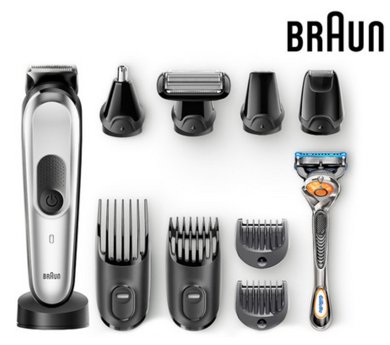 Braun MGK7020 – 10-in-1 Multi-Grooming Set für 55,90€ inkl. Versand (statt 76€)