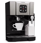 Klarstein BellaVita Kaffeemaschine (1,4 L Wassertank, Milchschaumdüse) ab 74,99€