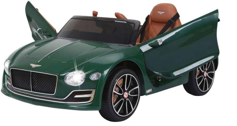 Jamara Kinder-Elektroauto Ride-on Bentley EXP12 grün für 139,99€ inkl. Versand (statt 155€)