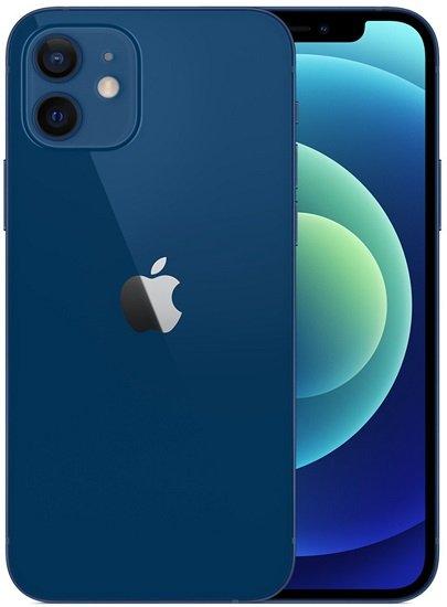 Apple iPhone 12 mit 64GB in Blau