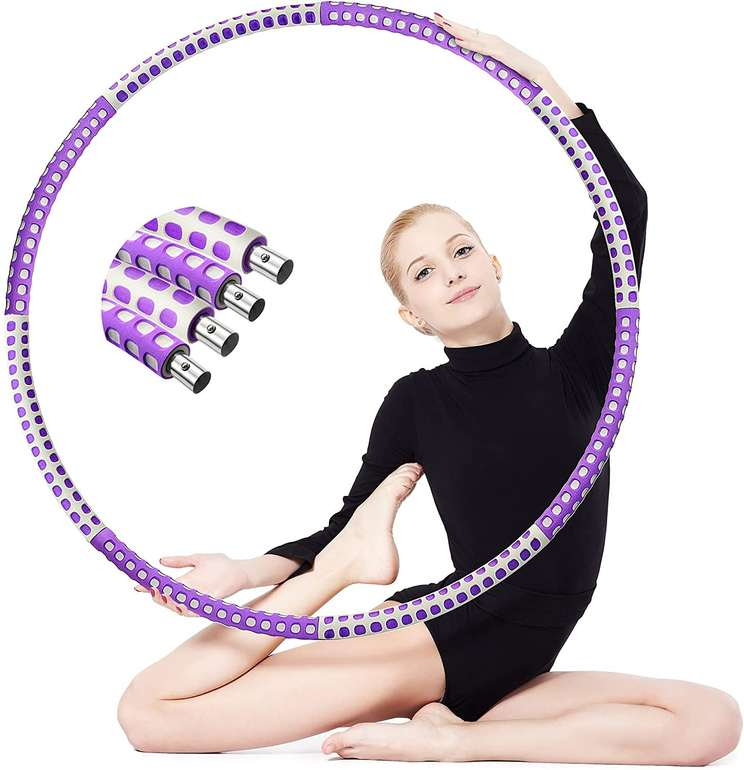 SimpleHome Hula Hoop Reifen für 12,59€ inkl. Versand (statt 20€)