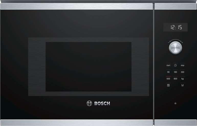 """Bosch """"BFL524MS0"""" Serie 6 Einbau-Mikrowelle (900 W, 20 Liter) für 200,59€ inkl. Versand (statt 234,73€)"""