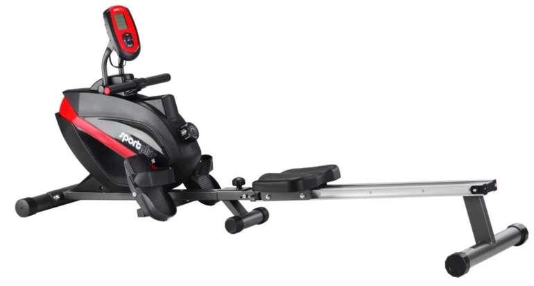SportPlus SP-MR-008-B Rudermaschine mit 8 Stufen für 263,18€ inkl. Versand (statt 360€)
