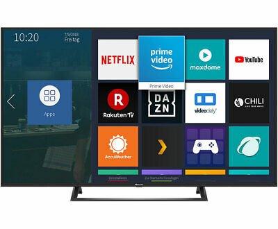 "Hisense H55BE7200 55"" UHD LED Fernseher mit HDR für 379€ inkl. Versand"