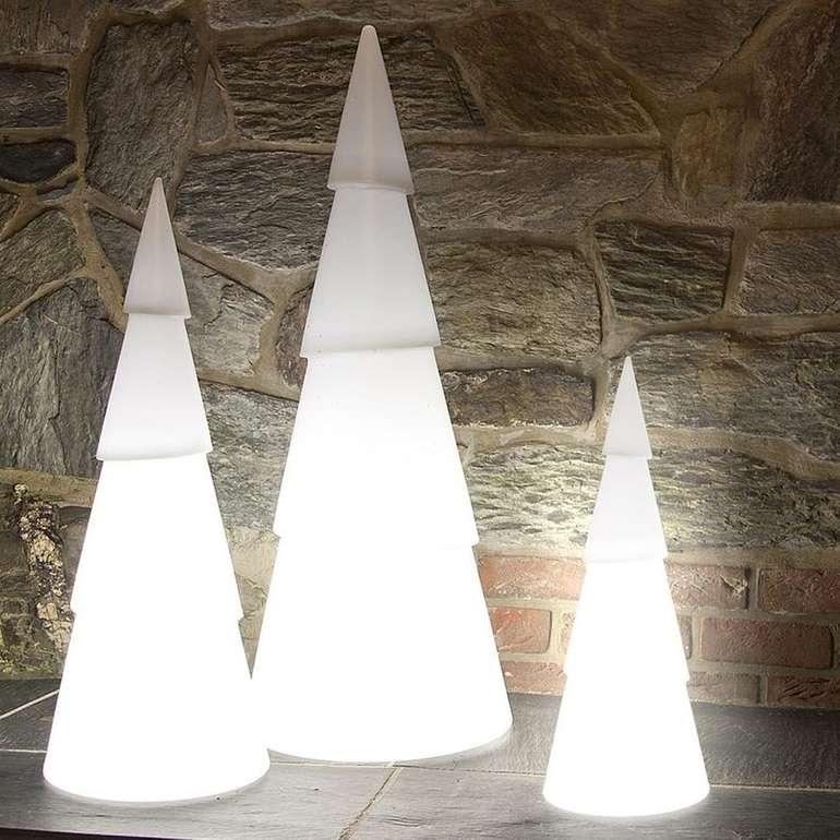"""8 Seasons Design Lampe """"Tannenbaum"""" (E27, 55 cm) für 56,98€ inkl. VSK"""