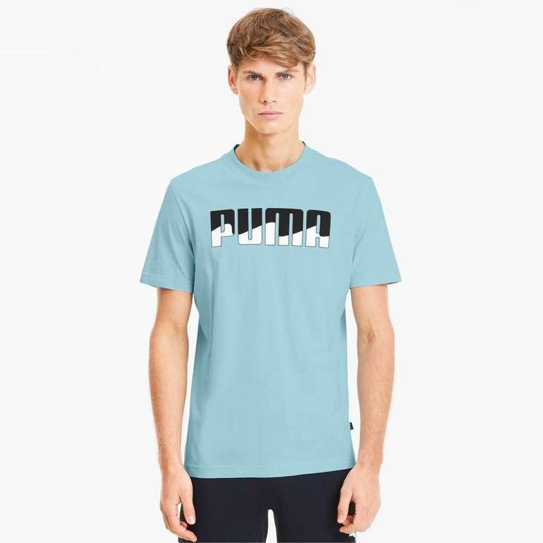 Puma Herren T-Shirt Rebel Bold in 6 Farben für je 11,16€ inkl. Versand (statt 15€)