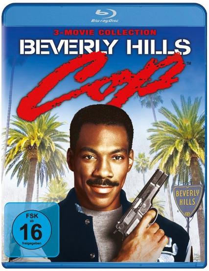 Beverly Hills Cop 1-3 in der Box auf Blu-ray nur 8,49€ inkl. Versand (statt 12€)