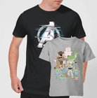 Kinder T-Shirt (Nintendo / Star Wars etc) + Erwachsenen T-Shirt ab 18,48€