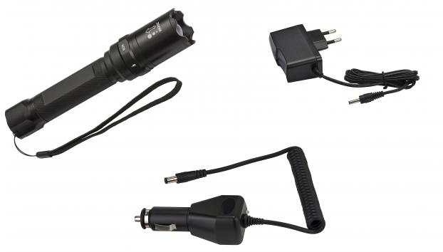 Brennenstuhl Cree LED Akku Taschenlampe LED (IP44, 350 lm) für 14,99€inkl. Versand (statt 29€)