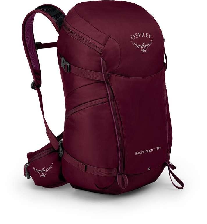 Osprey Skimmer 28 Wanderrucksack in Rot für 59,90€ inkl. Versand (statt 75€)